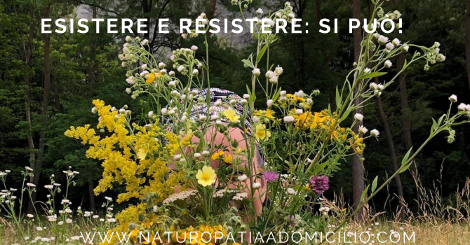 Esistere E Resistere: Si Può!