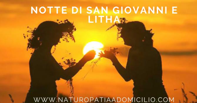 Notte Di San Giovanni E Litha