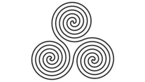 Triade tre triplice dea