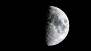 Luna crescente Artemide