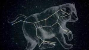 Orsa Maggiore Callisto Artemide