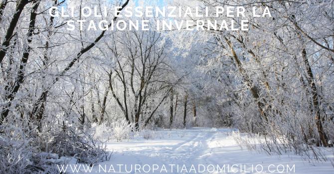 Inverno, Oli Essenziali