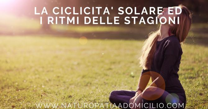 Cicli Solari, Stagioni