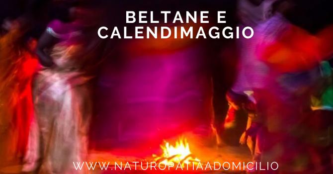 Calendimaggio, Beltane