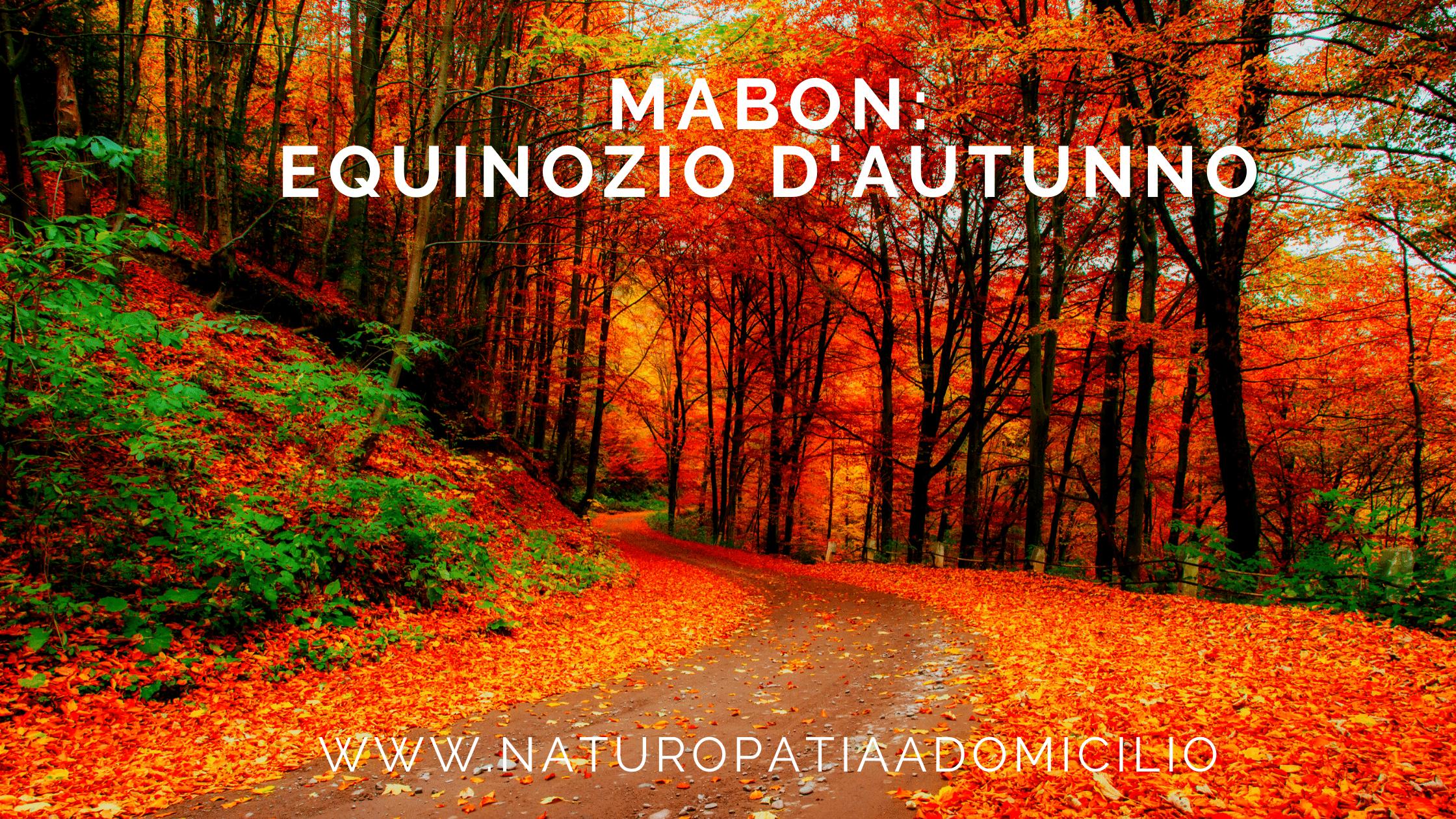 Equinozio, Mabon, Naturopatiaadomicilio, Atunno, Miti